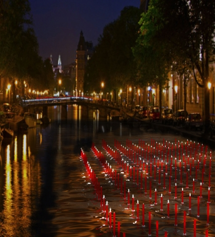 Concours Light Festival Amsterdam 2016